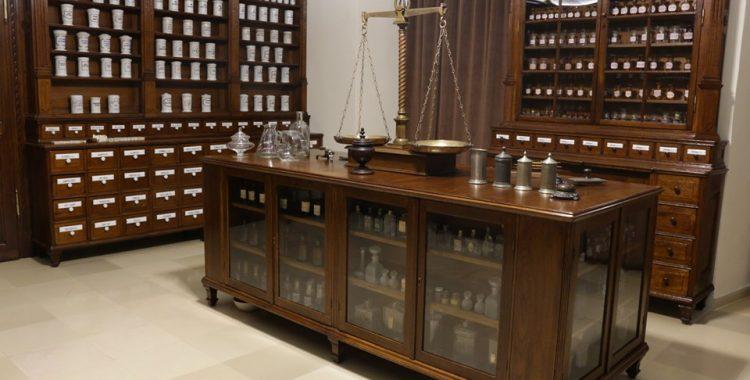 Muzeul de Farmacie Rodia