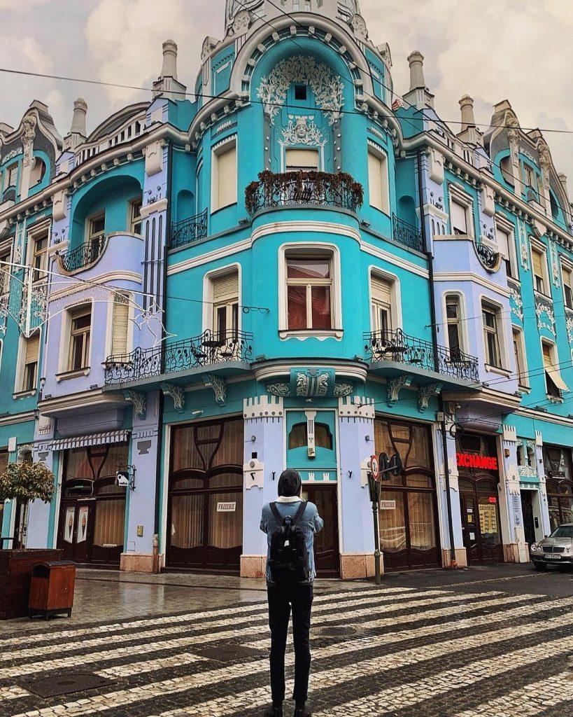 Palatul Moskovits-Miksa vladmarincian