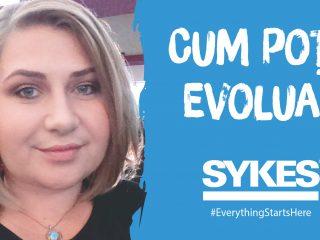 Cum poți evolua în SYKES Oradea?