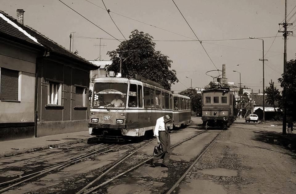 Calea Clujului, Velenţa, 1991. Foto- Thierry Hamal