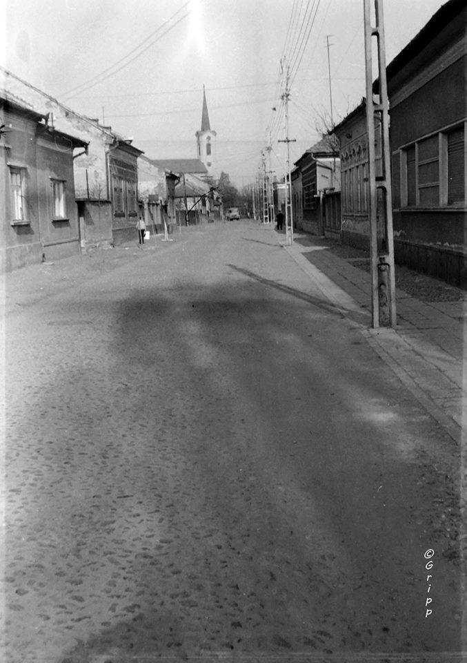 Velenta in anul 1977... Foto- Stefan Gripp