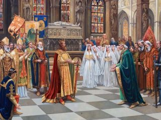Cei șapte regi înmormântați la Oradea