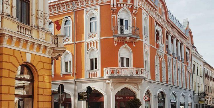 Palatul Rimanóczy Kálmán Senior