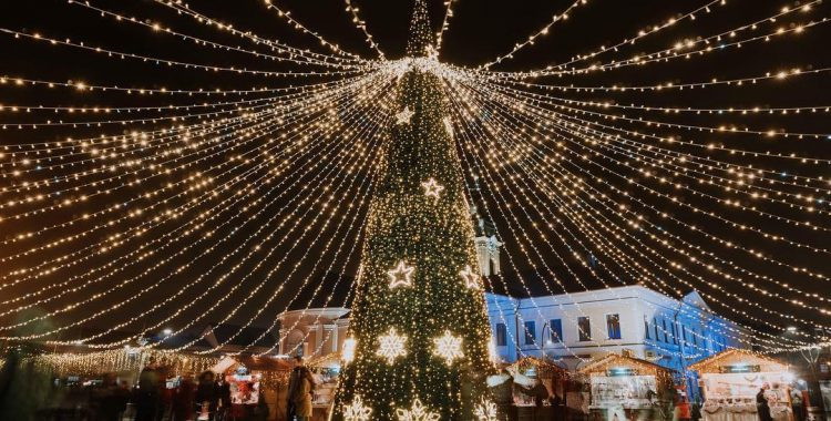 Târgul de Crăciun Oradea
