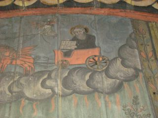 Biserica de lemn din Păușa – locul unde timpul stă în loc
