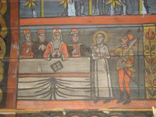 """Biserica Ortodoxă """"Sfântul Dumitru"""" din Păușa"""