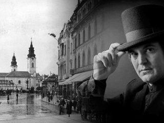 Un artist italian cântă despre Oradea!