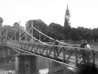 Povestea podurilor orădene – Podul Intelectualilor