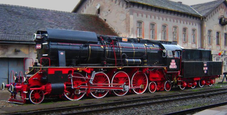 Locomotivele cu abur din Gara Oradea