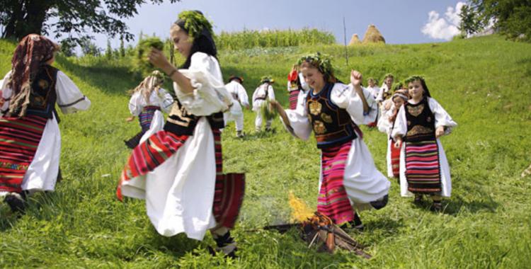 Obiceiuri și tradiții de primăvară în Bihor
