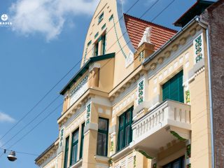 Casa cu Lei din Oradea