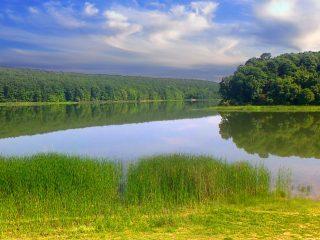 Oaze de liniște lângă Oradea – Lacul de la Șauaieu