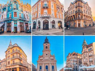 10 locuri instagramabile în Oradea