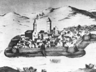 Cetatea din Sâniob – o amintire a trecutului