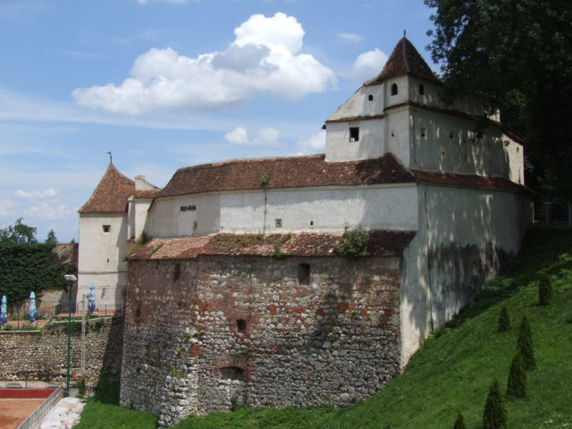 Bastionul Țesătorilor