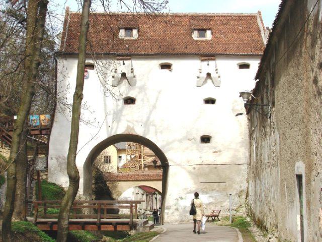 Bastionul Graft Brașov