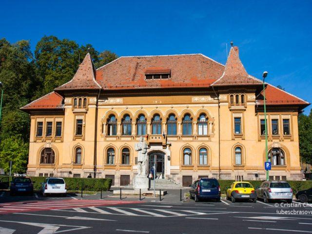 """Biblioteca Județeană ,,George Barițiu"""" Brașov"""