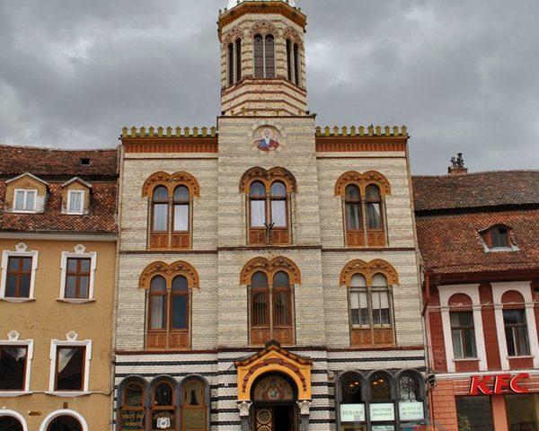 Biserica Adormirea Maicii Domnului Brașov