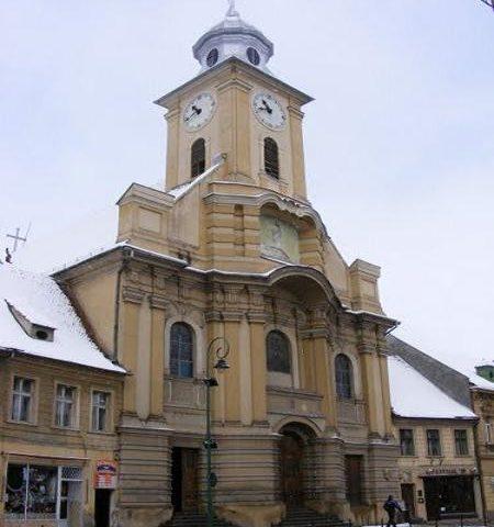 """Biserica Romano- Catolică ,, Sfinții Petru și Paul"""" Brașov"""