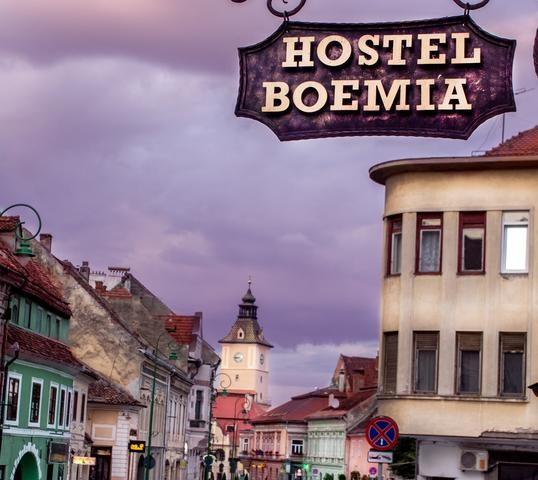 Boemia Hostel