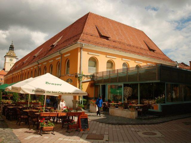 Casa Hirscher Brașov
