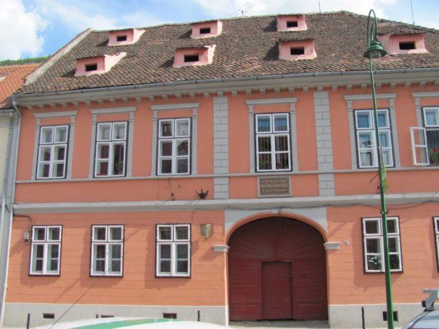 Casa Johannes Honterus Brașov
