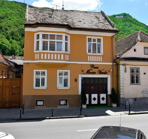 Pensiunea Casa Monte Verde