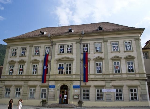 Liceul Johannes Honterus Brașov