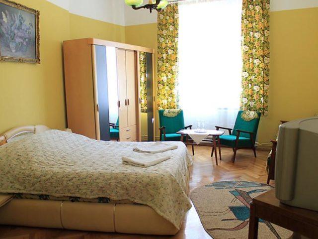 Pensiunea Casa Balcescu