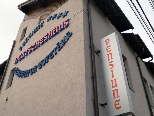 Pensiunea Deutsches Haus