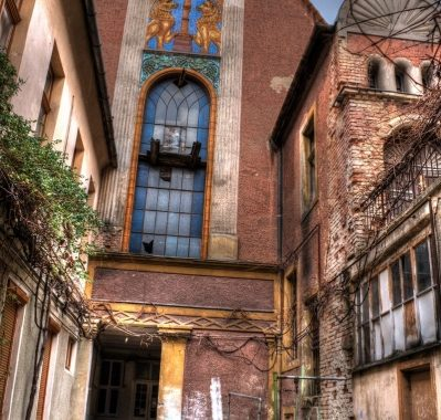 Sinagoga ortodoxă Brașov