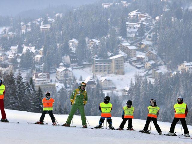 Sky Snow School Brașov