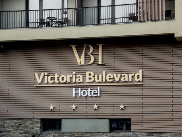 Victoria Bulevard Hotel
