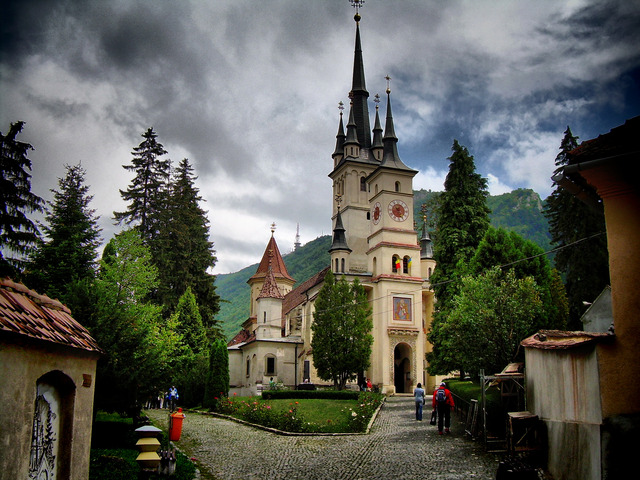 Biserica Sfântul Nicolae Brașov