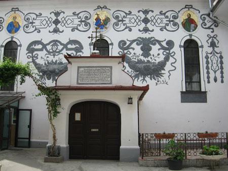 Biserica Sfânta Treime Brașov