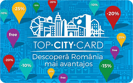 Concurs Top City Card – Hai să explorăm Brașovul