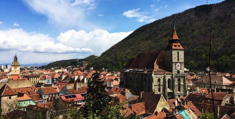 Brașovul văzut altfel - ținut de poveste