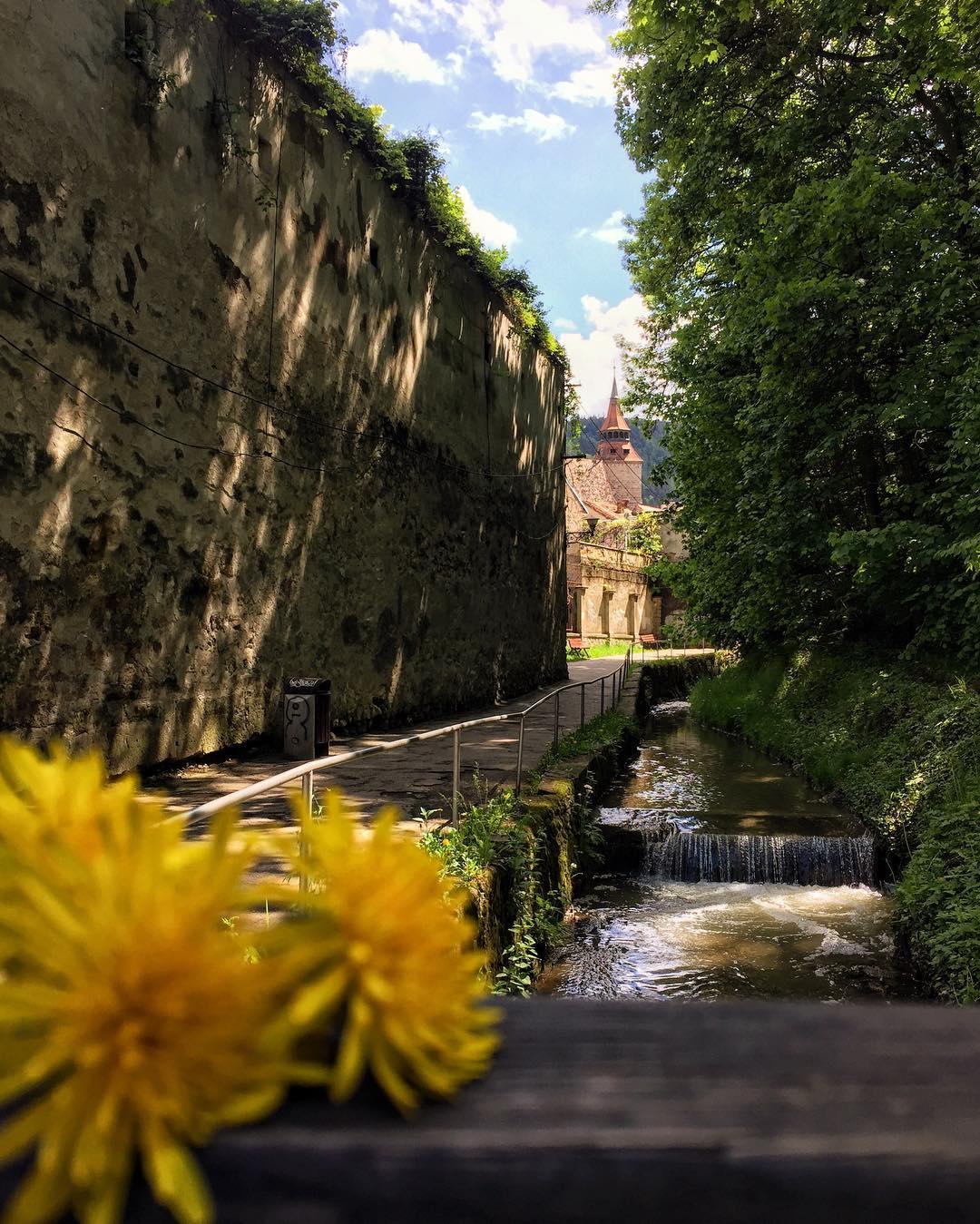 Cele mai romantice locuri în Brașov
