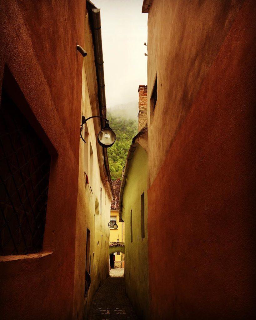 Cele mai frumoase străzi din Brașov