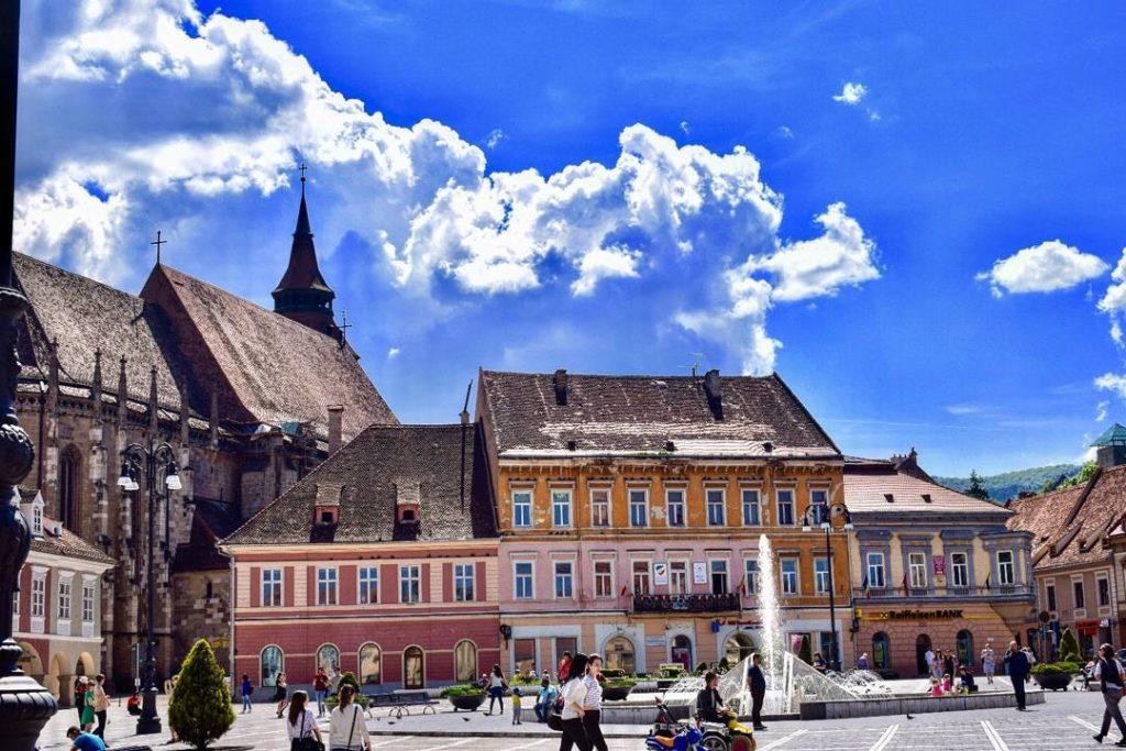 Dulce-i graiul la Brașov