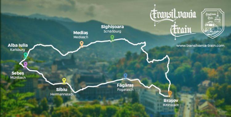 Transilvania Train sau de ce e mai bine să fii turist în propria țară