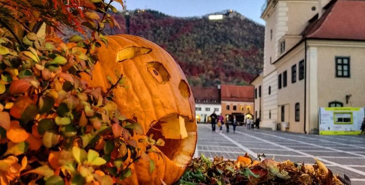 Trick or treat!-Ce facem la Brașov de Halloween?