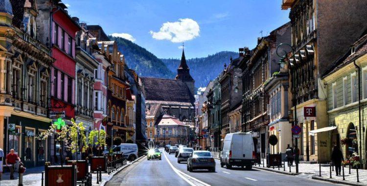 Cum ne deplasăm cu taxiul în Brașov?