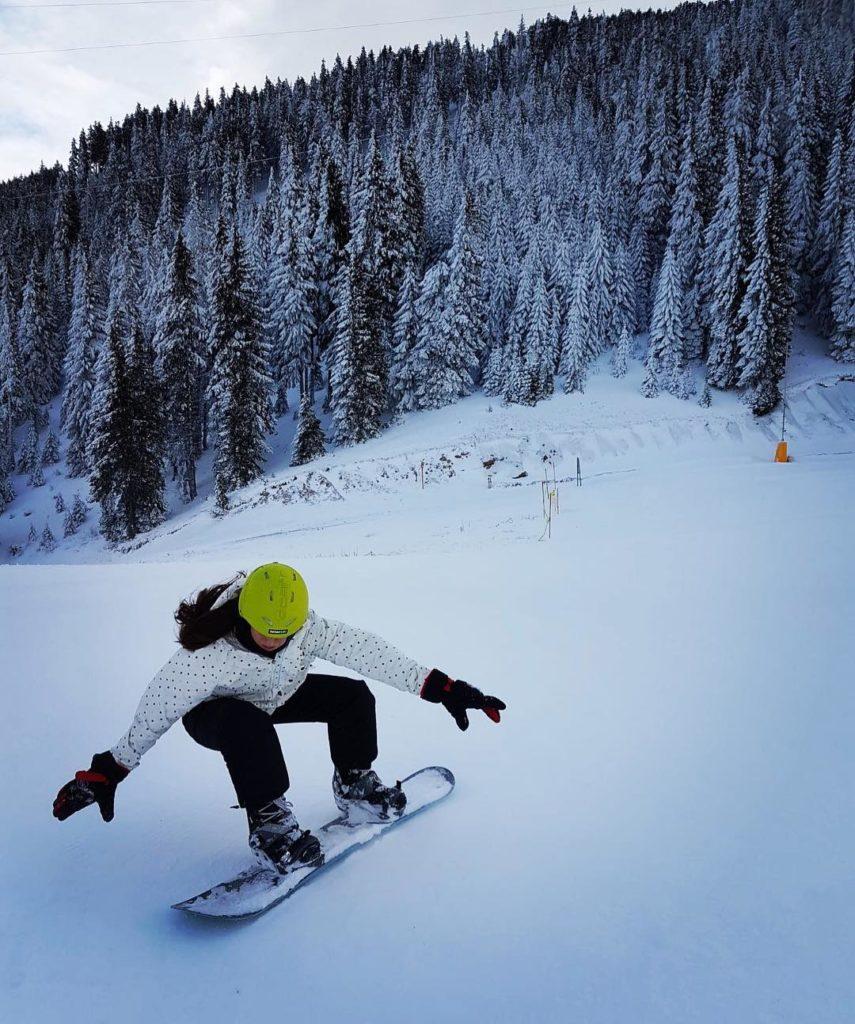 10 lucruri pe care le poți face iarna în Poiana Brașov