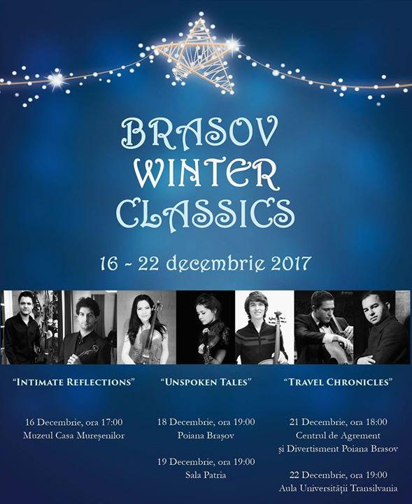 Ce poți face în Brașov în săptămâna 18 – 24 decembrie?