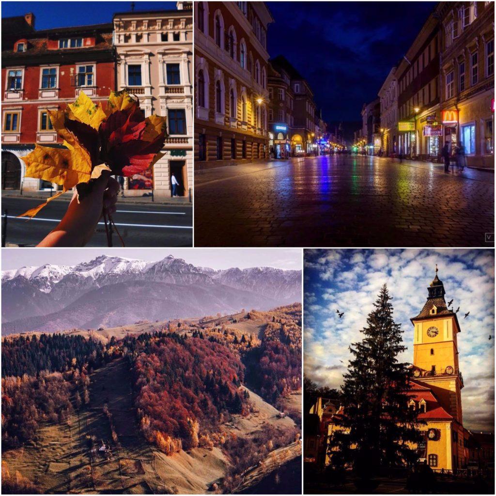 Brașov – Retrospectivă foto la final de an 2017