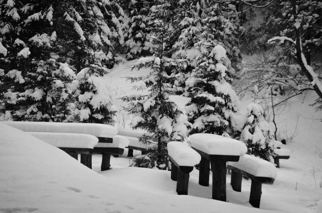 Canionul 7 Scări, închis vizitatorilor până pe 19 ianuarie