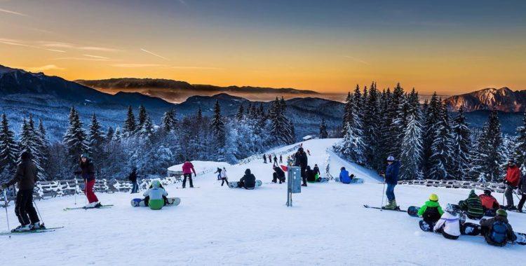 Iubitorii sporturilor de iarnă sunt invitați la Ski Test Days, în Predeal