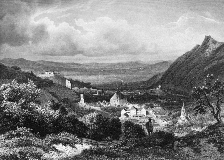 Istoria orașului de la poalele Tâmpei: Brașovul în timpul Neoclasicismului