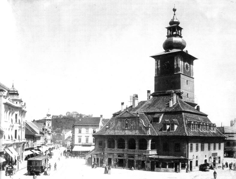 Istoria orașului de la poalele Tâmpei: Brașovul în timpul Barocului